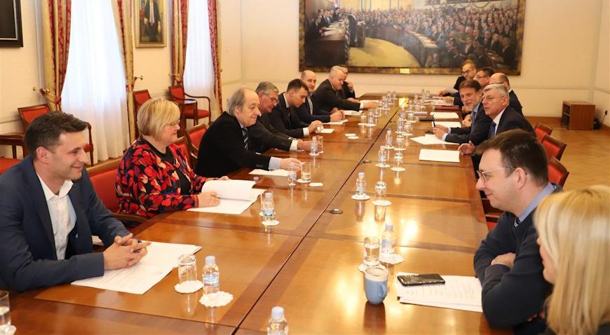 Hrvatski sabor plenarno će zasjedati od 15. siječnja do 3. travnja