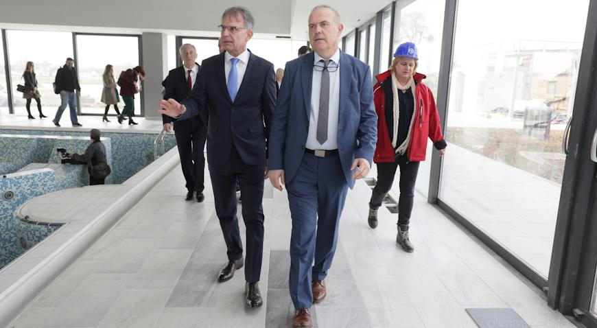 Goran Maričić: Ovom investicijom značajnije ćemo iskoračiti na tržištu zdravstvenog turizma
