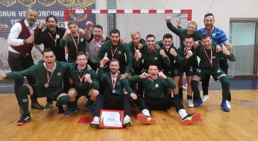 Hokejaši Zeline ostvarili povijesni uspjeh hrvatskog hokeja