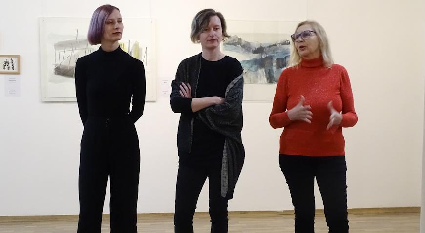 FOTO: Otvorena izložba 10. zaprešićki biennale akvarela