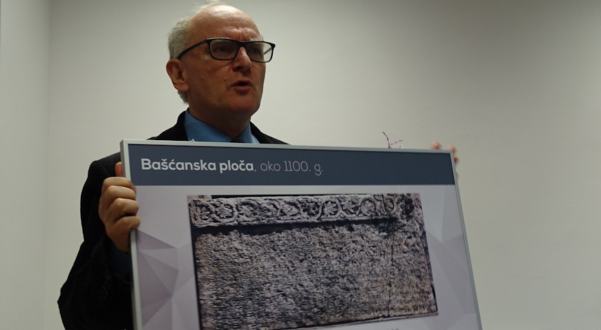 """FOTO: U Zaprešiću predstavljeno """"Čudo hrvatske glagoljice"""""""