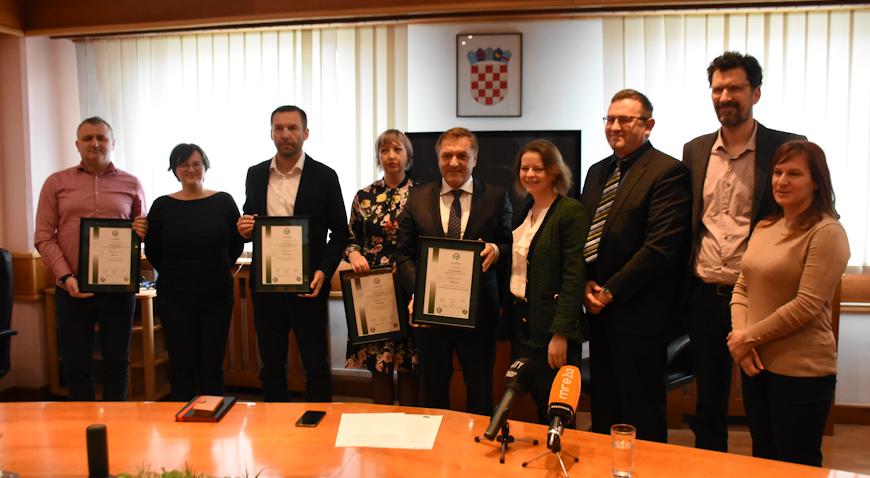 FOTO: Velika Gorica postala stjegonoša održivog gospodarenja energijom u zemlji i Europi