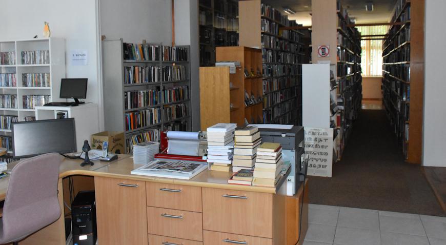 470 tisuća kuna za nastavak radova na uređenju Gradske knjižnice
