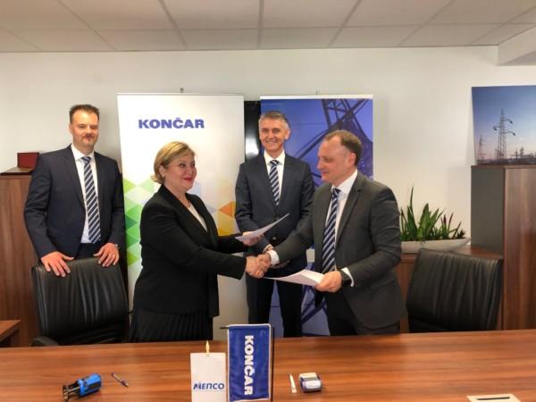 Končar-Elektroindustrija ugovorila novi posao od 14,3 milijuna eura