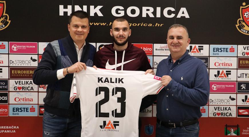Kalik i Mudrinski pojačali redove HNK Gorice