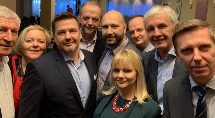 Damir Hrdas postaje član SDP-a