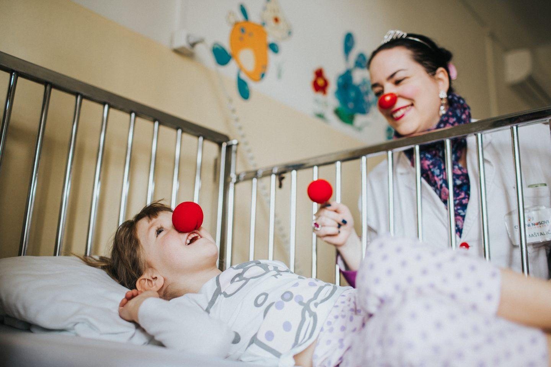 Crveni nosovi u deset godina posjetili više od 164.000 djece i starijih osoba