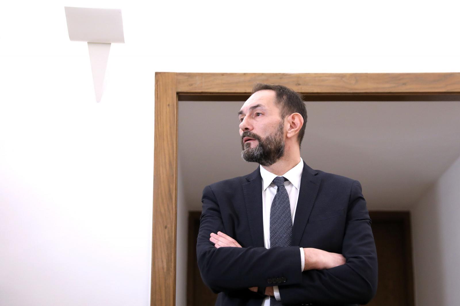 Jelenić podnio ostavku na dužnost glavnog državnog odvjetnika