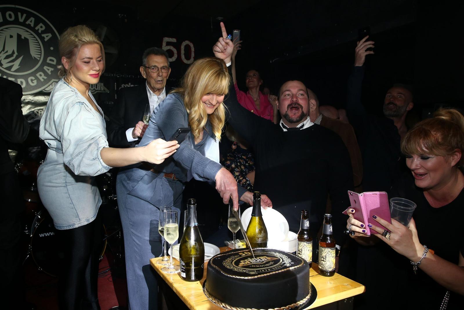 VIDEO: Kultni Saloon proslavio 50. rođendan