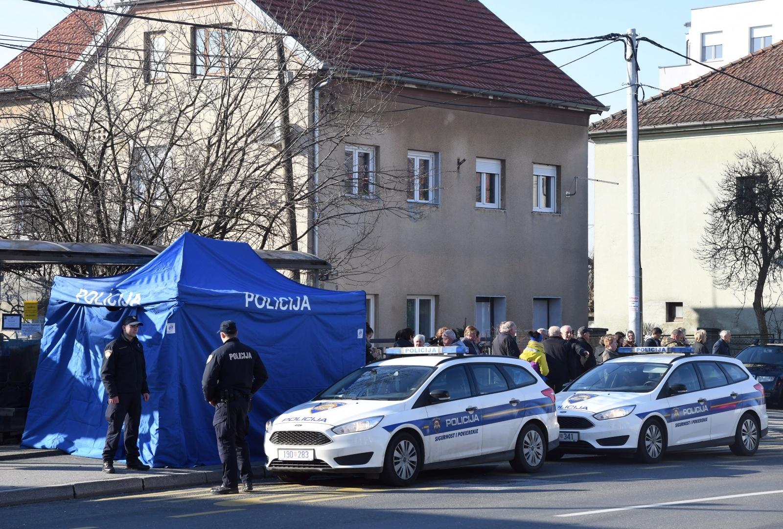 STRAVIČAN PRIZOR U SESVETAMA – Na autobusnoj stanici pronađeno beživotno tijelo