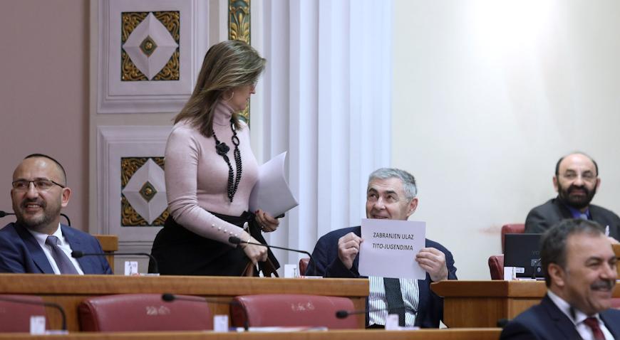 Sabor danas o prijedlogu Zakona o proglašenju Vukovara mjestom posebnog pijeteta