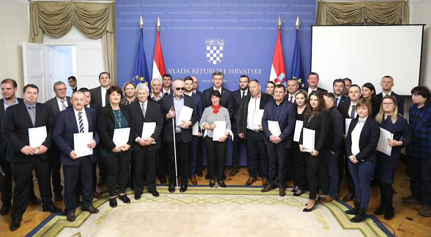 Kroz projekt Zaželi na području Ivanić-Grada zaposlit će se 9 žena