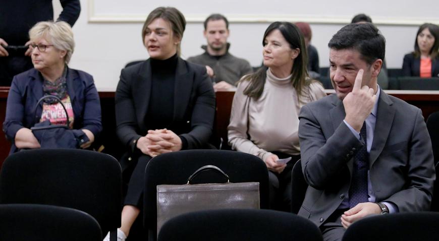 AFERA AGRAM: USKOK prigovorio svjedočenju Sandre Perković o razgovoru s Bandićem