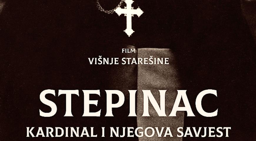 """U subotu premijera dokumentarnog filma """"Stepinac – kardinal i njegova savjest"""""""