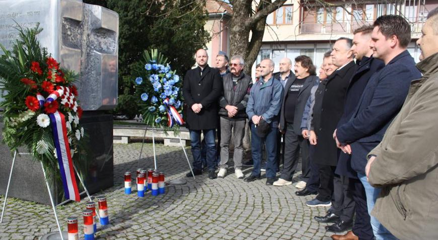 Obilježeno 30 godina od osnutka HDZ-a na vrbovečkom području
