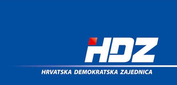 """Postupanje tzv. """"Inicijative HONG"""" potpuno izvan okvira Statuta HDZ-a"""