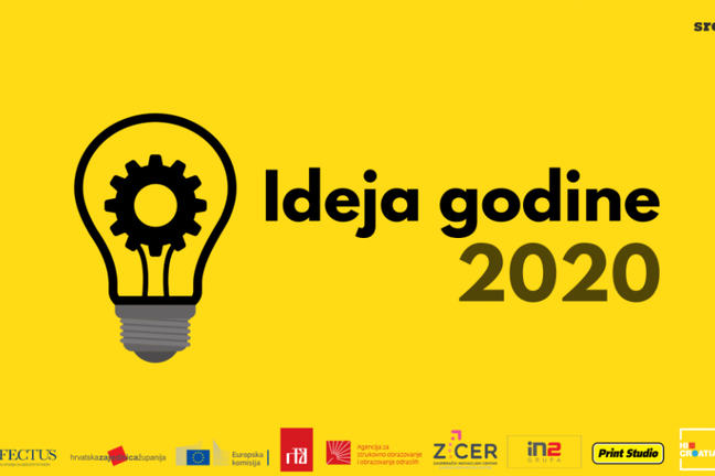 Srednjoškolci – prijavite svoj projekt za Ideju godine!
