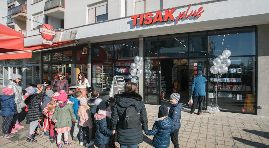 U Zaprešiću otvorena treća Tisak plus prodavaonica