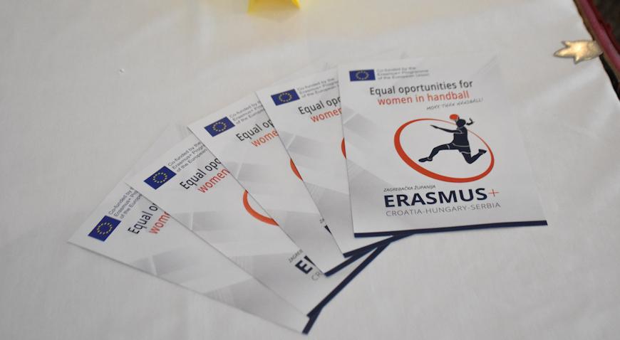 Rukometni savez Zagrebačke županije u provedbi projekta Equal oportunities for women in handball