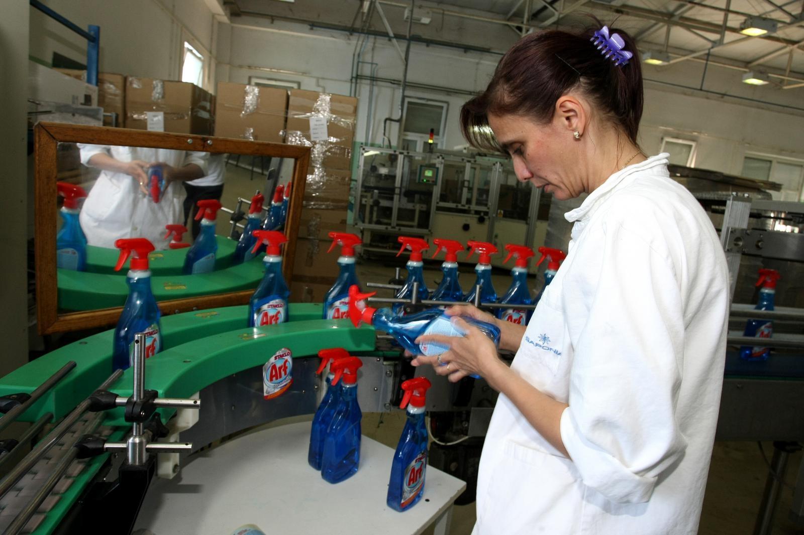 Saponia nagradila svoje zaposlenike s 1000 kuna