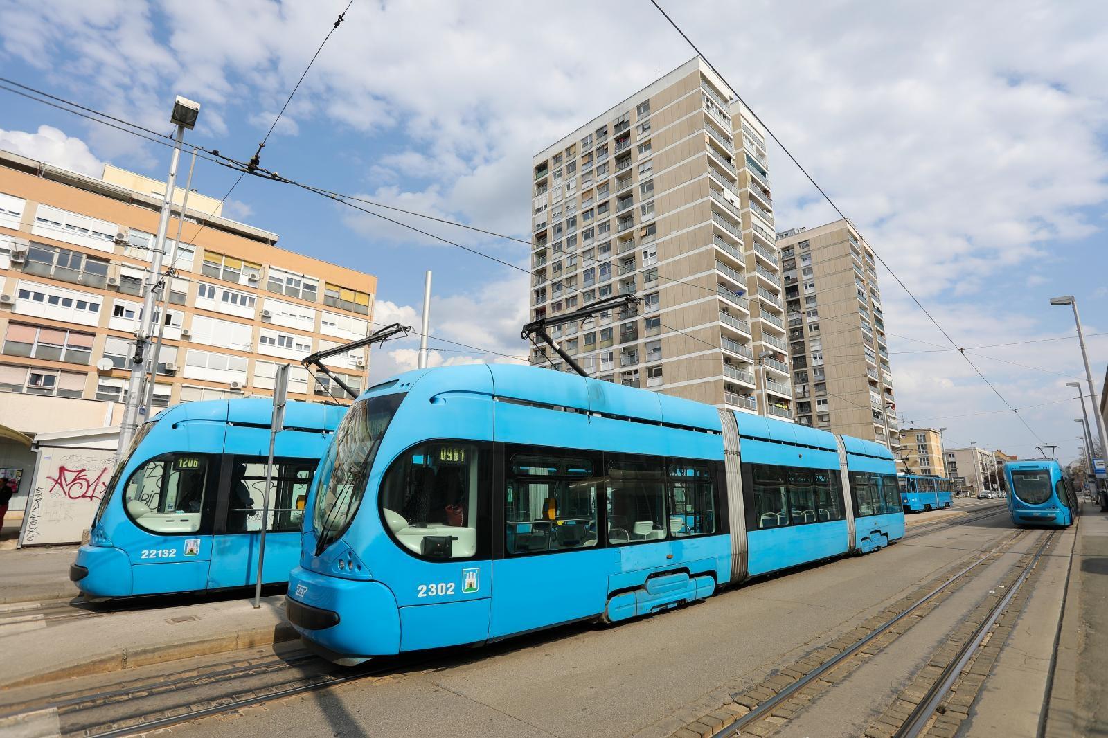 U Zagrebu se od ponoći obustavlja ZET-ov javni gradski prijevoz