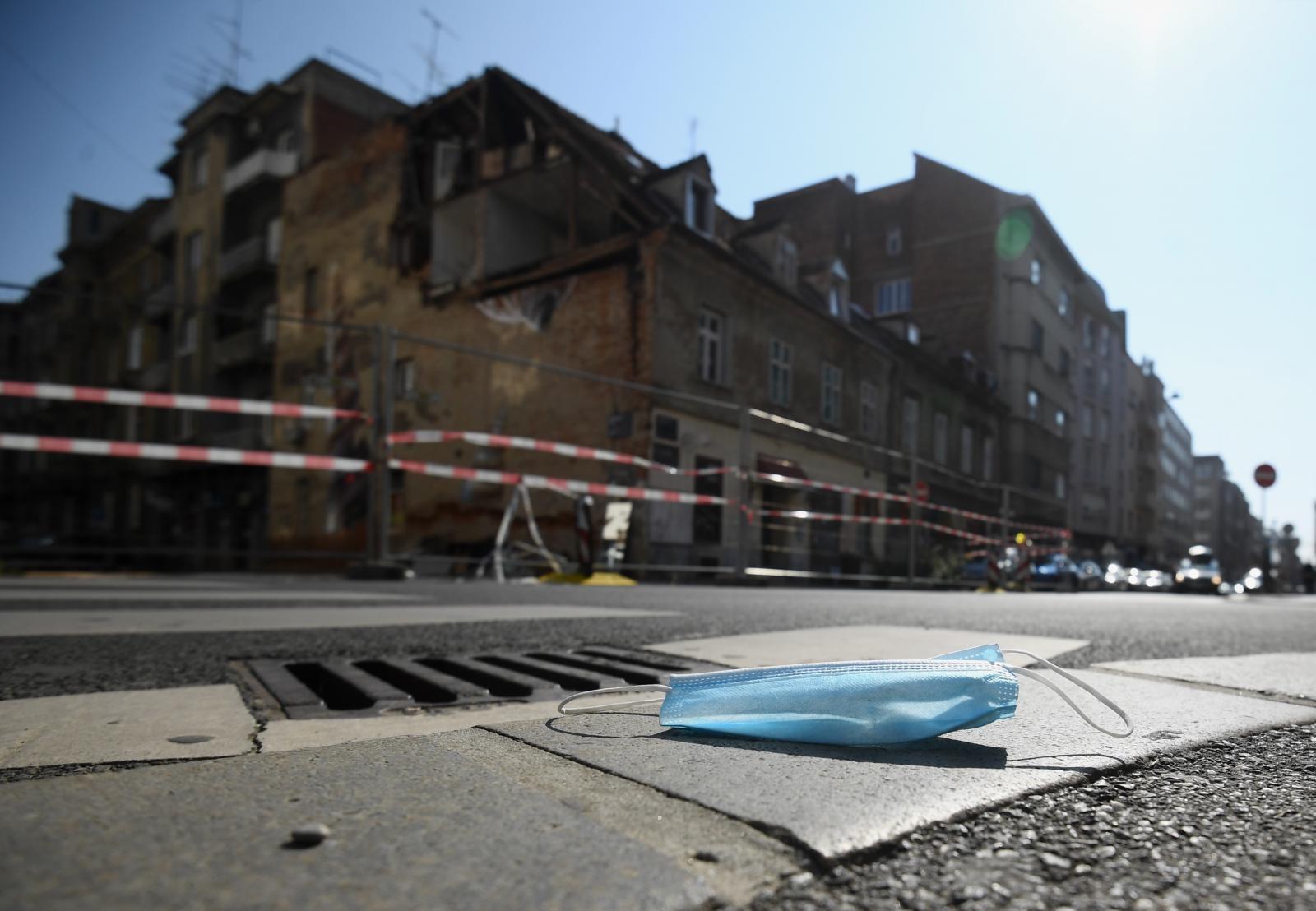 U Zagrebu 822 nova slučaja COVID infekcije