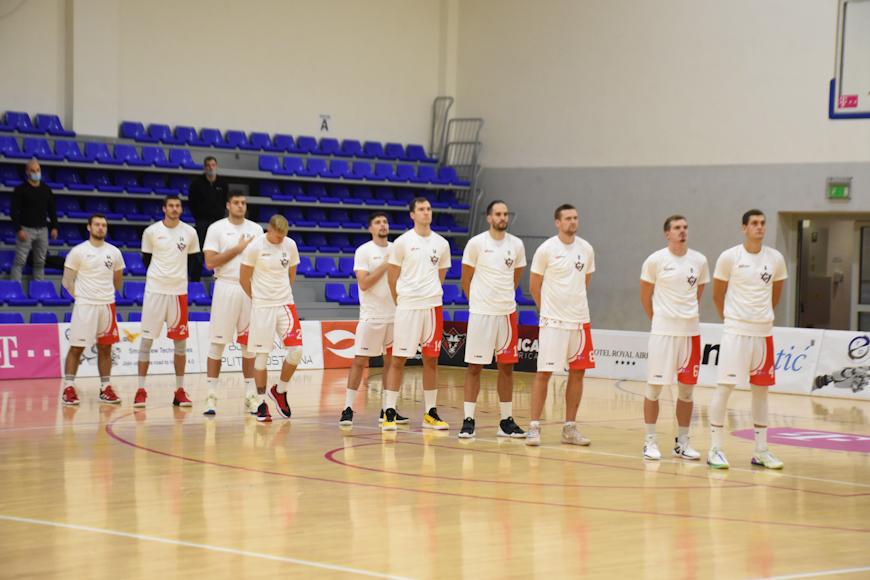 Košarkaši Gorice ponovno u samoizolaciji