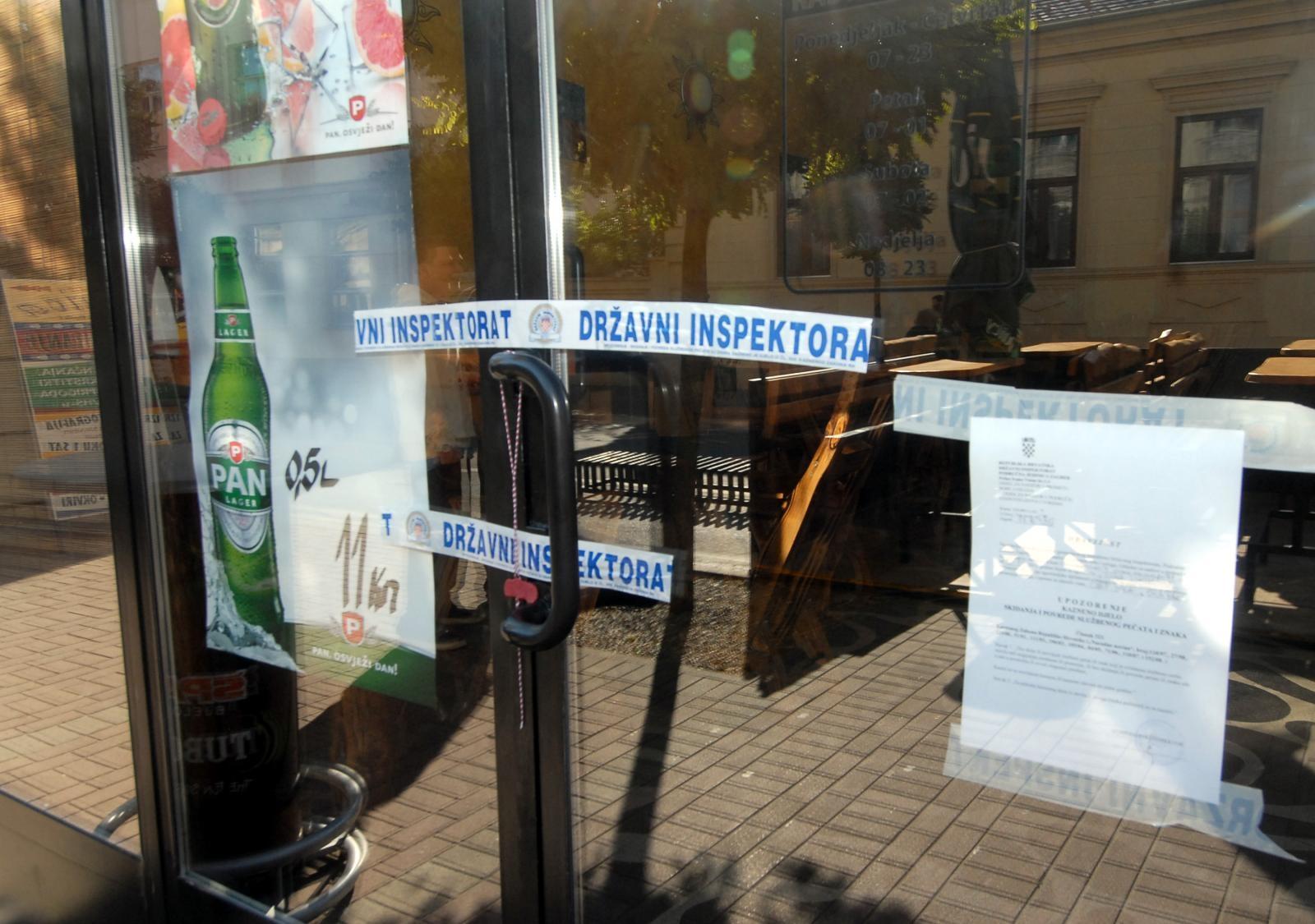 KRENULO JE: Zbog nepoštivanaj epidemioloških mjera zapečaćen kafić