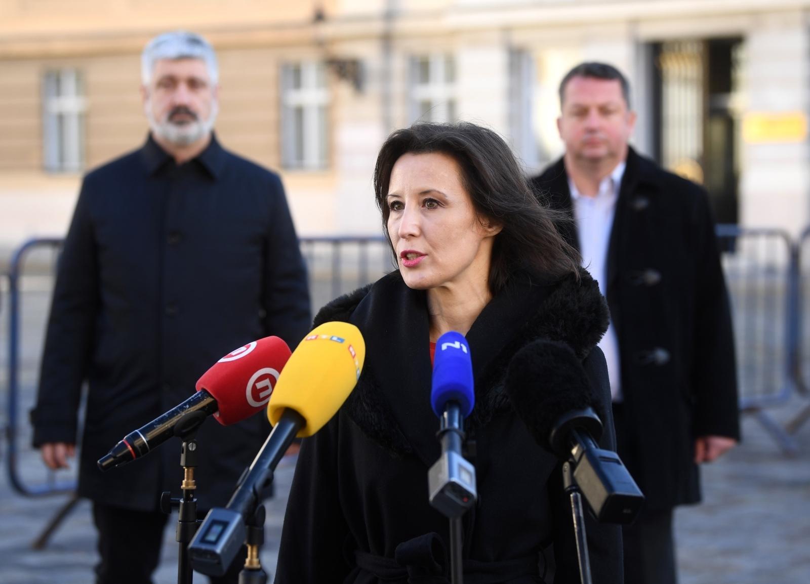 Dalija Orešković: U Hrvatskoj postoji neproglašeni lockdown