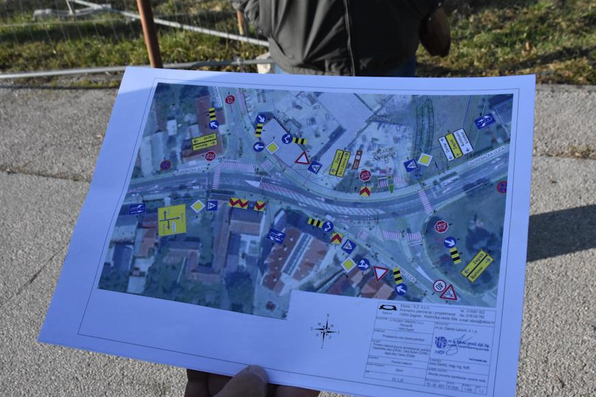 Vrbovečki HNS traži bolje prometno rješenje kod budućeg trgovačkog centra Eurospina