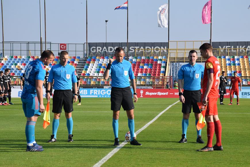 FOTO: HNK Gorica očekivano preko Mladosti izborila četvrtzavršnicu Kupa